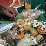 good restaurant in Famara