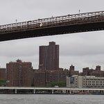 The beautiful Brooklyn Bridge