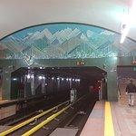 Almaty subway