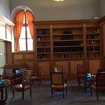 Lobby library