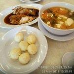 Chung Wah Chicken Rice Ball Foto