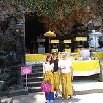 goa lawah temple at klungkung Bali