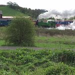 Churnett Valley Railway (near Cheddleton)