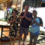 Barracuda Restaurant @ Saladan Koh Lanta ภาพถ่าย
