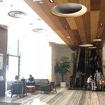 飯店1F休憩區