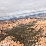 Some weird relief shape at Bryce Canyon National Park