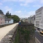 Foto de Las murallas romanas de Lugo