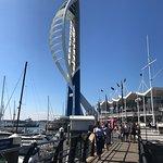 Gunwharf Quays ภาพถ่าย