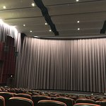 Cinerama: wall design