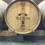 Inside Villa Yustina Winery