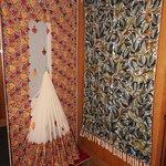 Kashmiri clothes shop Inside the resort