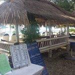 Aménagement de la plage.