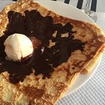 Crepe dolce
