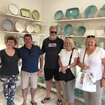 Meeting the maker - hand made pottery for some retail therapy
