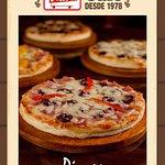 Usamos los mejores ingredientes, 4 variedades con el mejor sabor.
