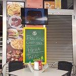 Dagens - Cocorito Cafe i San Fernando