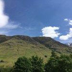 Foto de Glen Nevis Caravan and Camping Park
