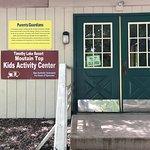 kid activity center closed