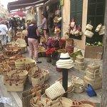 Santanyi Outdoor Market ภาพถ่าย