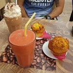 Coffee and Muffin resmi