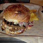 写真Goss Grill Burger枚