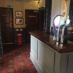 Upstairs Bar in Room Upstairs