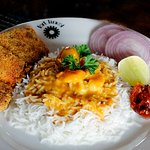Fish Curry Rice