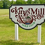 King's Mill Golf Club near the hotel.
