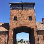 奥兹维辛集中营博物馆照片