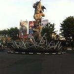 Tugu Walet/Lawet/Bird's Nest Statue