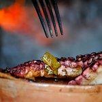 "Ambrosial Wood-Fired Octopus....""     #esperiarestaurant #seafood"""