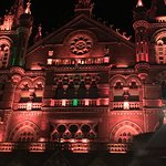 Chhatrapati Shivaji Terminus ภาพถ่าย
