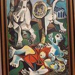 Picasso's Rape of the Sabine Women (1963)
