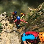 Tanamá River & Cueva del Arco, amazing day!! Wonderful family adventure