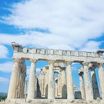 Temple of Aphaia Photo