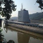 Foto USS Requin