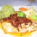 guajillo grouper Navios Restaurant, Hotel Zone Cancun
