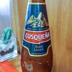 Cerveza negra Cusqueña