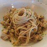 Spaghetto ai frutti di mare