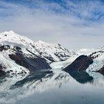 Glaciers in Prince William sound