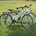 Kerékpárkölcsönzés :)