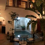 view of the riad