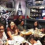 Loyal and happy customers of #TheBoroughPizzaPub