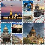 Les meilleures vues sur Saint -Petersbourg