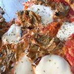 Artichoke pizza- Artichokes from ITALY