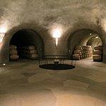 Stag's Leap Wine Cellar's - Round Room with Foucault Pendulum