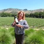 Stag's Leap Wine Cellar's - Guide/Hostess Samantha