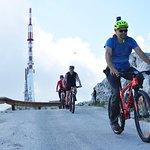 Bike tour Down hill from Sv. Jure on Biokovo mountain, budanko travel, makarska, Croatia