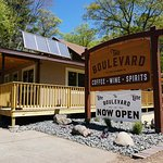 The Boulevard - Coffee, Wine, Spirits and Food
