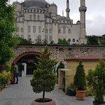 蓝色清真寺(苏丹艾哈迈德清真寺)照片